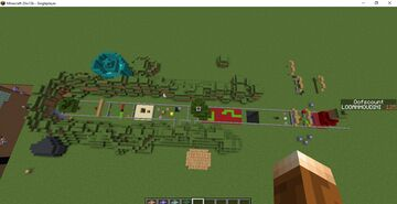 Map Progress Minecraft Blog