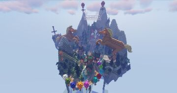 SkyLand Horse Minecraft Blog