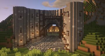"""Thoughts on this """"to be"""" wall? Minecraft Blog"""