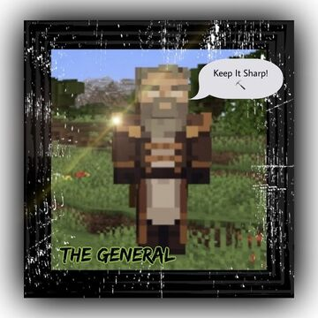 Meet the General Minecraft Blog