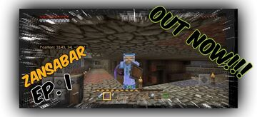 OUT NOW!!! Zansabar - A Minecraft Survival Adventure Minecraft Blog