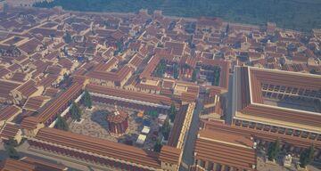 Antiqua Italia Devblog 5: Building Capua, helmets, and swords Minecraft Blog