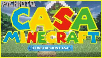 HOUSE CONSTRUCTION PICHIOTO YOUTUBE Minecraft Blog