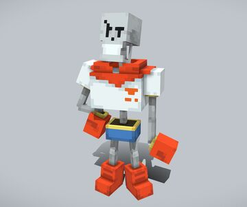 The Great Papyrus Minecraft Blog