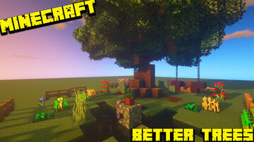 How to Make BETTER, More NATURAL and REALISTIC Trees in Minecraft! (Tutorial) Minecraft Blog