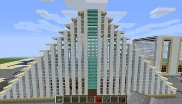 Choo Choo! ModernArch style! Minecraft Blog