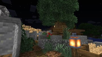 I'm decorating my survival world! Minecraft Blog