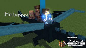 Dragon Warrior Minecraft Blog