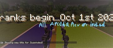 debate for teams prank wars october on arcadia with flare,cookie,choc,me ect. Minecraft Blog