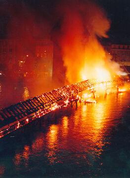 Set Fire to the Bridge Minecraft Blog