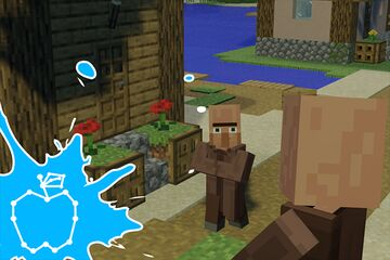 what if a villager trade a mob with you ...(minecraft animation by APPOLY studios) Minecraft Blog