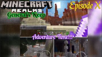 OUT NOW!!! General's Keep (Episode X) - A Minecraft Realms Adventure [Bedrock] Minecraft Blog