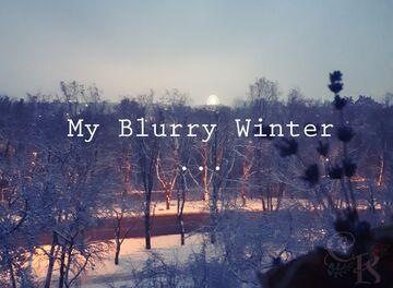My Blurry Winter ❄️ Minecraft Blog