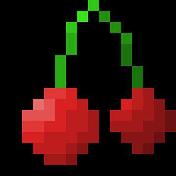 Made a cherry texture for fun. Minecraft Blog