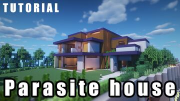 Parasite house tutorial Minecraft Blog