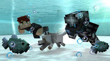 aquatic Minecraft Blog
