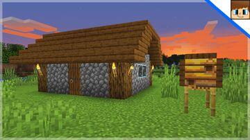 How To Make A Starter Base In Minecraft 1.15 Minecraft Blog