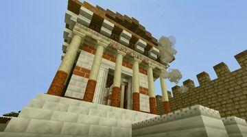 AB VRBE CONDITA - Nuevo vídeo de presentación Minecraft Blog