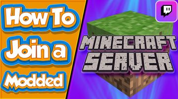 How To Join A Modded Minecraft Server     (The Easy Way) Minecraft Blog