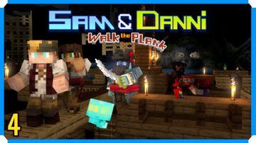 Sam & Danni: Walk The Plank [Episode 4] Adventure Map Minecraft Blog