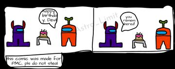 Devils birthday  Carrot and Devil 2#  Minecraft Blog