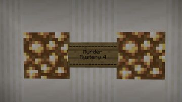 Murder Mystery 4 is in the Making! Minecraft Blog