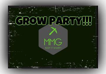 "MMG Instagram ""Grow Party"" Minecraft Blog"
