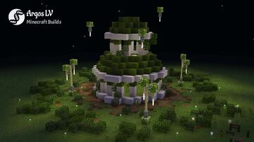 Argos LV - Minecraft Pavilion Build Minecraft Blog