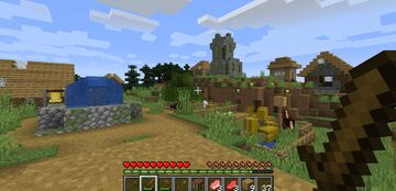 Abandoned village at spawn seed Minecraft Blog