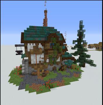 Just building stuff Minecraft Blog