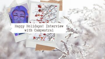 Happy Holidays! Interview with Campestral ♥ Minecraft Blog