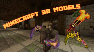 CraftCitizen's 3D Models Minecraft Blog