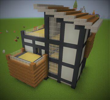 Build Modern Minecraft Blog