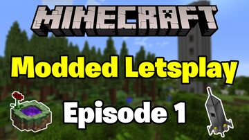 Welcome To The Modded Letsplay! | Modded Survival Episode 1 Multiplayer Minecraft Blog