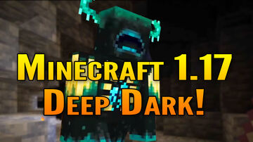 Everything You Need To Know About Deep Dark Caves Biomes and Warden in Minecraft 1.17 Cave Update! Minecraft Blog