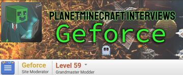 Planet Minecraft Interviews Geforce Minecraft Blog