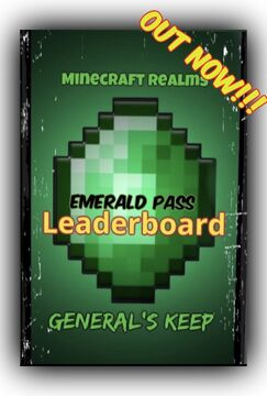 """OUT NOW!!! WINNER REVEAL: MMG """"Emerald Pass"""" Contest (July/2020) Minecraft Blog"""