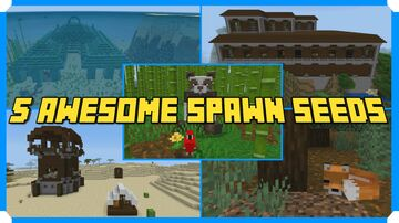 5 Amazing Spawn Seeds #4 Minecraft Blog