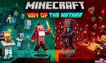 You can start in the nether in minecraft 1.16 Minecraft Blog