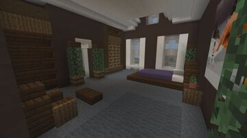Furnishing The Oceanside Mansion Part 2 Final Minecraft Blog