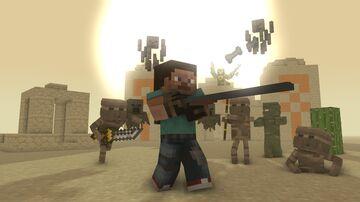 Serious Steve Minecraft Blog