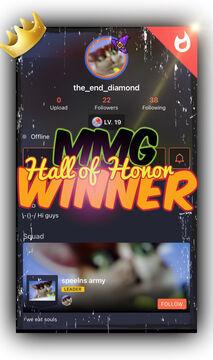 "Congratulations ""the_end_diamond""!!! Minecraft Blog"
