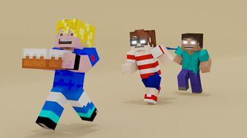 Happy Birthday FrediSaal! Minecraft Blog