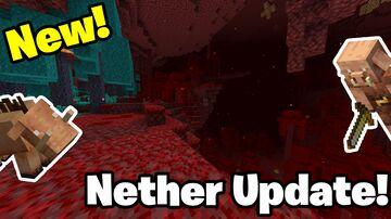 Exploring The New Minecraft Nether Update Minecraft Blog