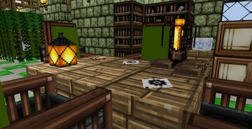 ACT II SHORT STORY - The Tale of a Healer Minecraft Blog
