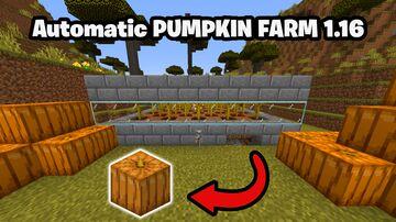 Building an Automatic Pumpkin Farm on Logcraft Minecraft Blog