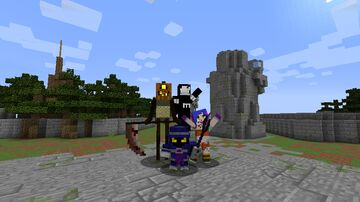 A Photo on LoL map//Una Foto en mapa de LoL Minecraft Blog