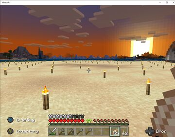 Final Fantasy VI World of Ruin Map - Day 3 Progress Minecraft Blog