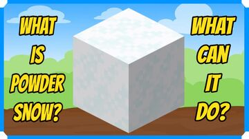 What Is Powder Snow & What Can It Do? Minecraft Blog