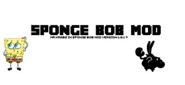 MR KRABS ON SPONGE BOB MOD VERSION 1.0.1 Minecraft Blog